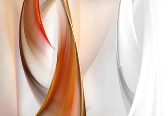 Elegant Fractal  Design. Hi-res