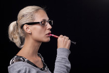 Palenie papierosów elektrycznych