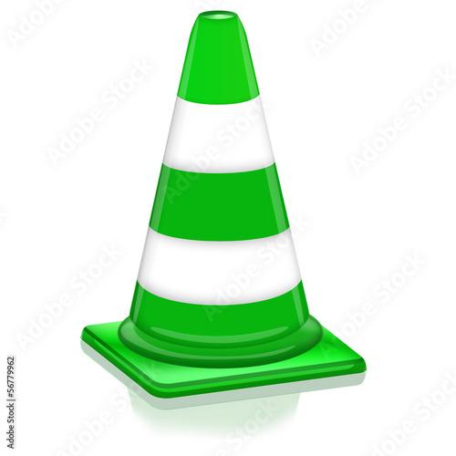 Pylone - grün