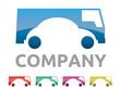 Car Rental, Car Dealer Company Logo