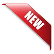 """""""NEW"""" Ribbon (button icon label stamp offer special)"""