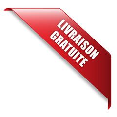 """Tampon Publicitaire """"LIVRAISON GRATUITE"""" (à domicile service)"""
