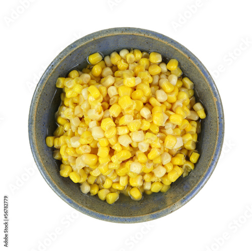 Gold White Corn Kernels