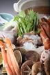 海鮮鍋、食材