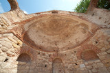 dome of the ancient cathedral in Nessebar