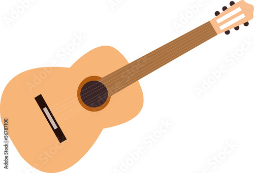 Mini Acoustic Guitar