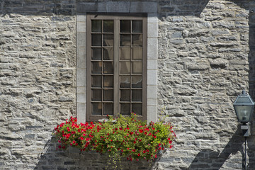quebec city stone house