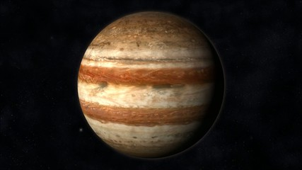 Jupiter Animation
