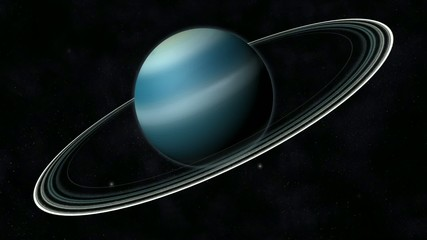 Uranus Animation