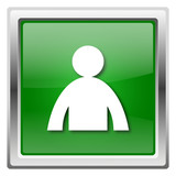 User profile icon