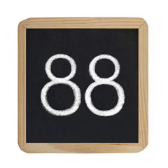the number 88