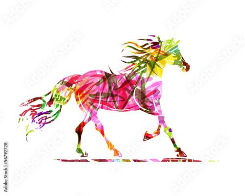 pferdeskizze-mit-blumenverzierung-fur-ihr-design-symbol-fur