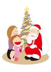 family_SantaClaus