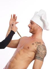 funny chef