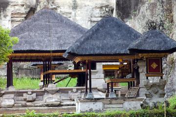Temple - ltourist landmark in Bali, Indonesia