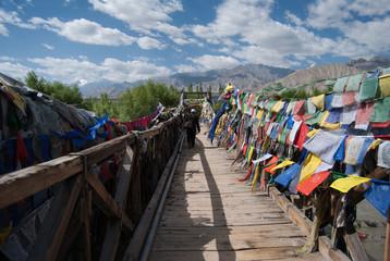 Attraversando il Ladakh