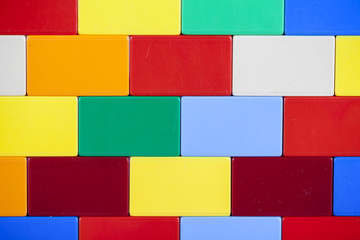 colors toys background