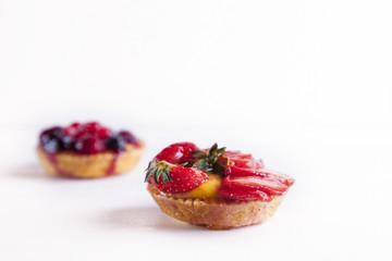 pasticcini alla frutta