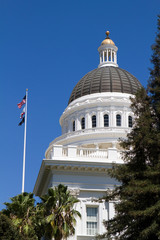 California Capitol Dome