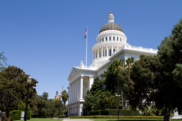 California Capitol Grounds