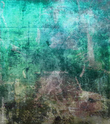 canvas print picture abstrakt alt grunge
