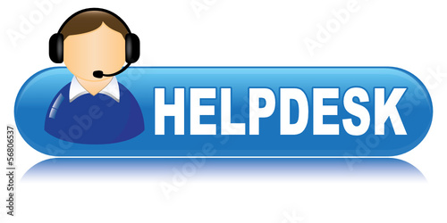 MAN HELPDESK ICON