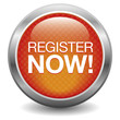 Red Register now button