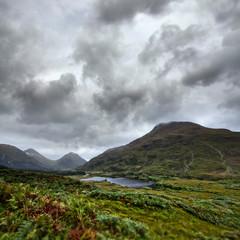 grey day scotland