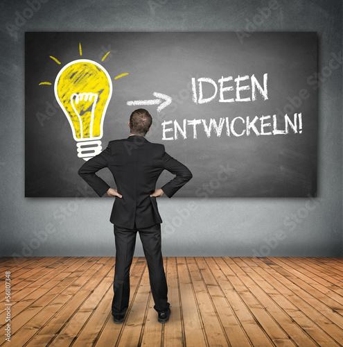 Ideen entwickeln