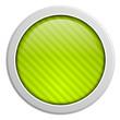 Button rund Streifen grün