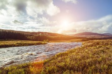 highlands river