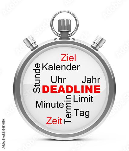 Die Deadline