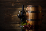 Still life with red wine - Fine Art prints
