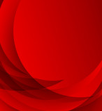 Fototapety Abstract red background