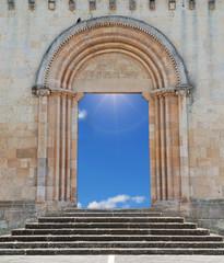 sky door