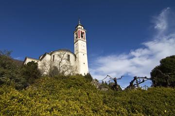 Cannero Riviera, chiesa
