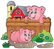 Pig theme image 4