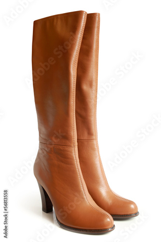 Leather boots - 56813558