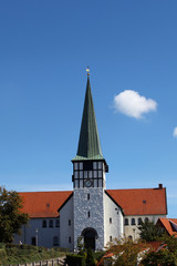 St Nicolas' Church, Rønne - Sct. Nicolai Kirke: Skt. Nicolai Ki