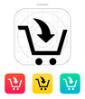 Add to shopping cart icon.