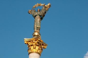 Monumento di indipendenza dell'Ucraina a Kiev