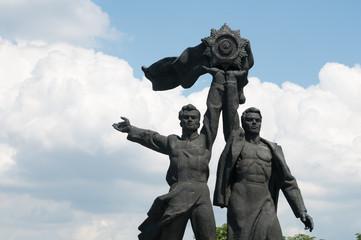 Monumento alla fratellanza fra Russia e Ucraina