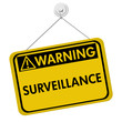 Warning of Surveillance