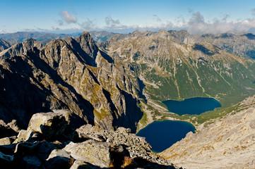 Krajoraz górski