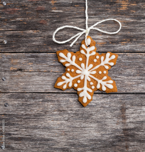 Hanging Christmas Cookie