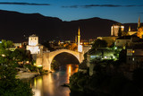 The Old Bridge in Mostar, Bosnia and Herzegovina - 56820952