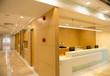 Leinwanddruck Bild - Empty nurses station