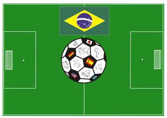 Fußballweltmeisterschaft in Brasilien 2014