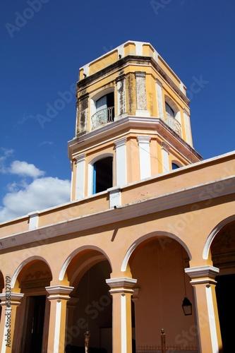 Cuba - Trinidad - municipal museum building