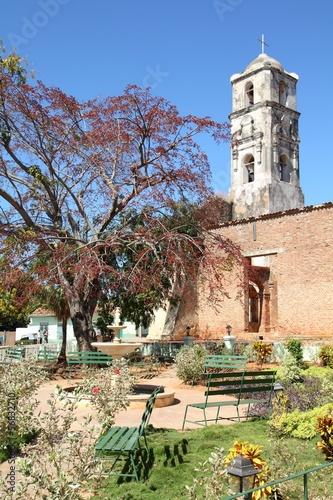 Trinidad, Cuba - Saint Anna church